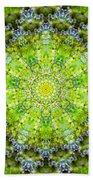 Lluvia Mandala Bath Towel