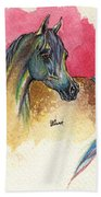 Rainbow Horse 2013 11 17 Bath Towel