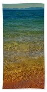 Rainbow Tahoe Bath Towel