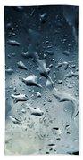 Raindrops Hand Towel