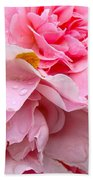 Rainy Day Roses Bath Towel