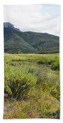 Rancho Sierra Vista Satwiwa Mountains II Bath Towel