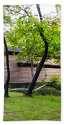 Rapps Covered Bridge Over French Creek Bath Towel