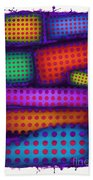 Reactive Wall Bath Towel