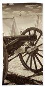 Ready For Battle At Gettysburg Bath Towel