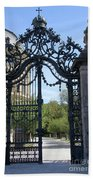 Recidence Garden Gate - Wuerzburg Bath Towel
