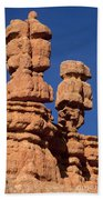 Red Canyon Utah Bath Towel
