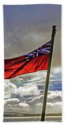 Red Ensign Bath Towel