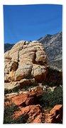 Red Rock Canyon 2 Bath Towel