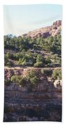 Red Rock Canyon In Arizona Bath Towel