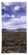 Red Rock Canyon Nevada Bath Towel