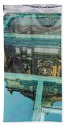Reflected Cathedral Bath Towel