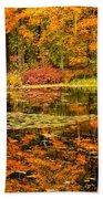 Reflecting Colors Bath Towel