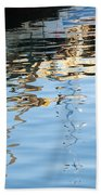 Reflections - White Bath Towel