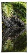 Reflections Marimbus River Brazil 2 Bath Towel