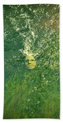 Reflections Of Time Bath Towel