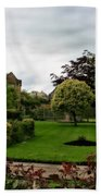 Remembrance Park - In Bakewell Town Peak District - England Bath Towel