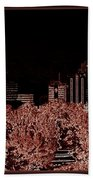 Reno Night Life Bath Towel