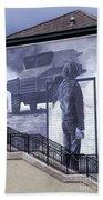 Derry Mural Resistance Bath Towel