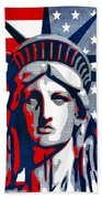 Reversing Liberty 1 Hand Towel
