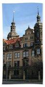 Rezidenzschloss - Dresden  -  Germany Bath Towel