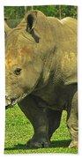 Rhino Look Bath Towel
