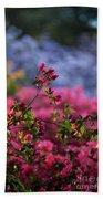 Rhododendron Pink Dream Bath Towel