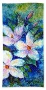 Ricepaper Blooms Bath Towel