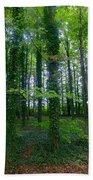 Ridgeway Trees Bath Towel