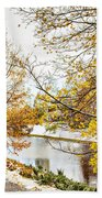 Riga Central Park Bath Towel