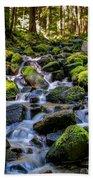 Rippling Rainforest Bath Towel