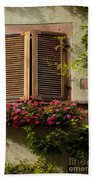 Riquewihr Window Bath Towel