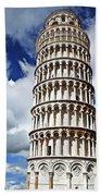 Rising Into The Tuscany Sky Bath Towel