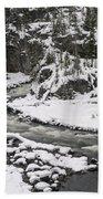 River Flow One Bath Towel