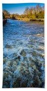 River Medway Kent Bath Towel