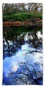 River Reflections Hand Towel