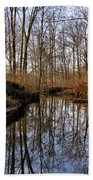 River Reflections Bath Towel
