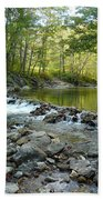 River Rocks Bath Towel