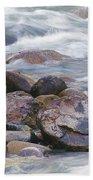 River Rocks Bath Towel