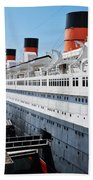 Rms Queen Mary Bath Towel
