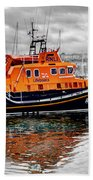Rnlb 17-28 Brixham Bath Towel