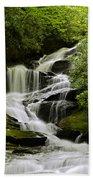 Roaring Creek Falls Bath Towel