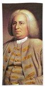 Robert Dinwiddie (1693-1770) Bath Towel