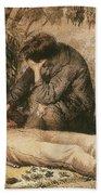 Robert O'hara Burke (1820-1861) Hand Towel