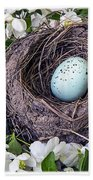 Robin's Nest Hand Towel