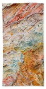 Rock Abstract #2 Bath Towel