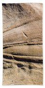 Rock Patterns Bath Towel