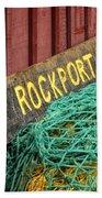 Rockport Bath Towel