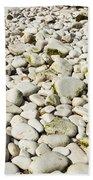 Rocks Abstract Bath Towel
