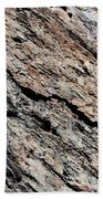 Rocks Texture Bath Towel